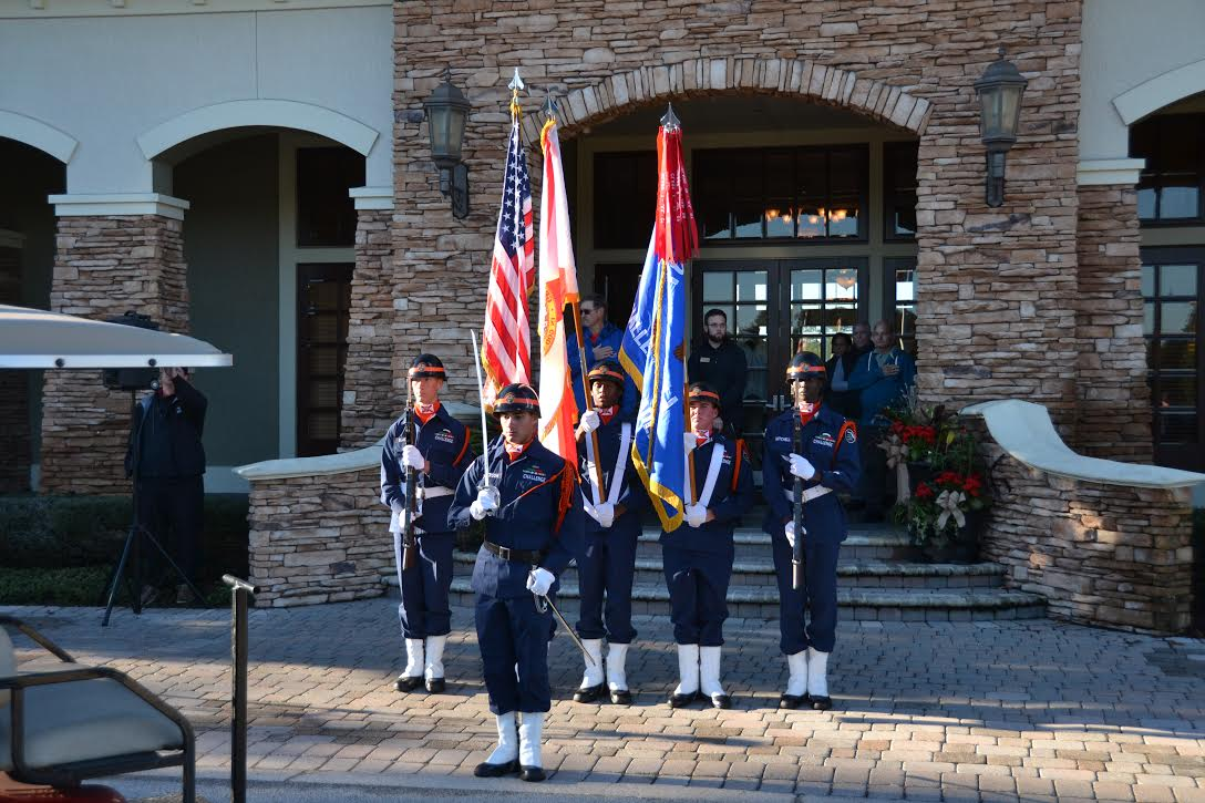FLYCA Color Guard